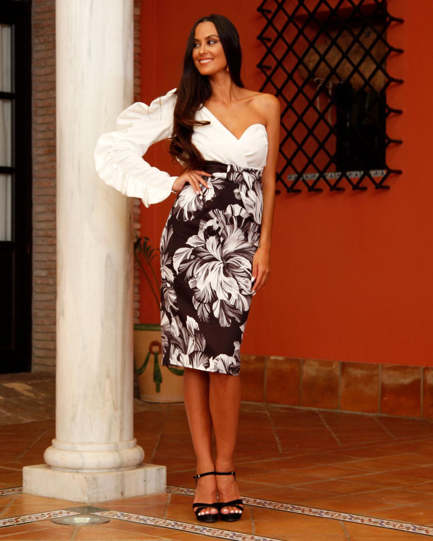 falda-negra-flores