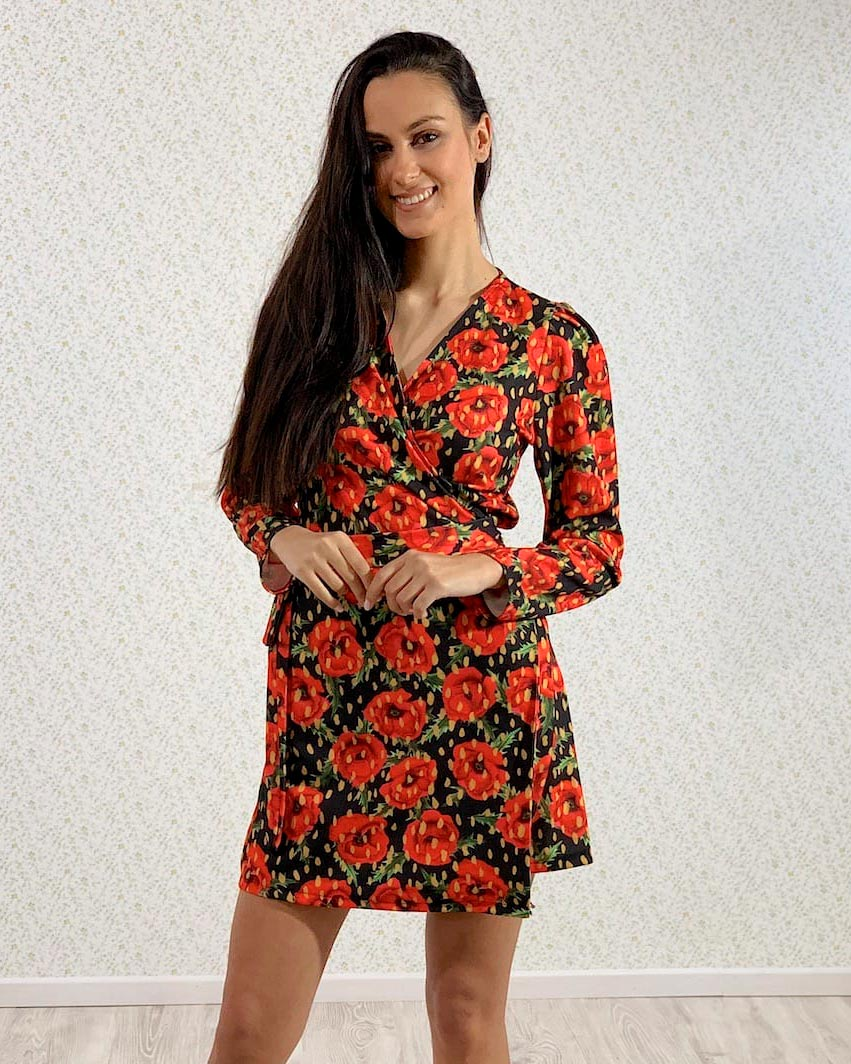 vestido-corto-flores
