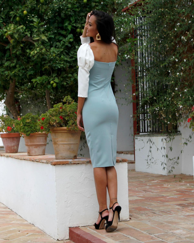 vestido-fiesta-bicolor