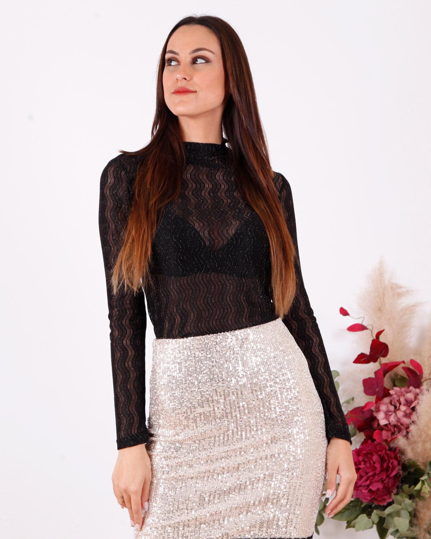 blusa-negra-transparente-brillo