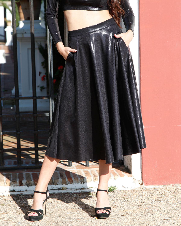 falda-larga-negra-polipiel