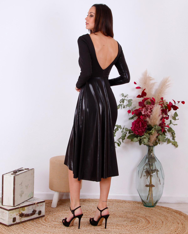 vestido-corto-negro-espalda-escote-pico