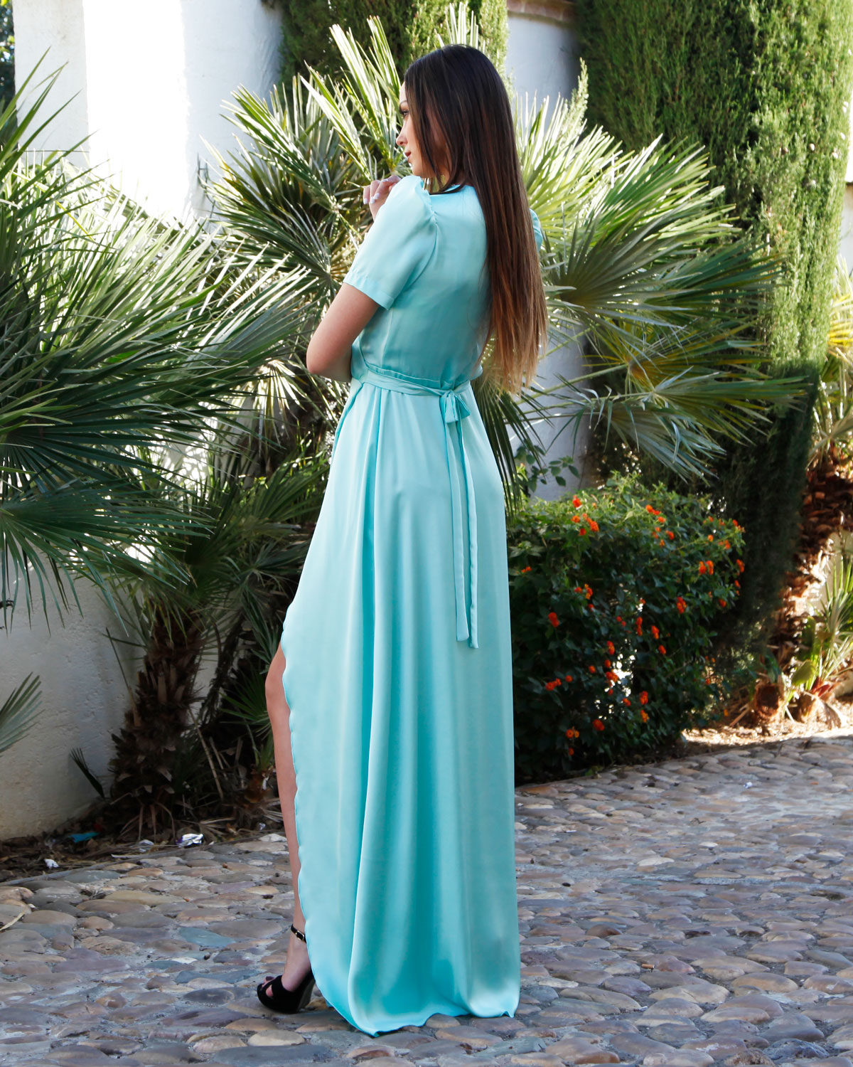 vestido-largo-verde-mint-saten